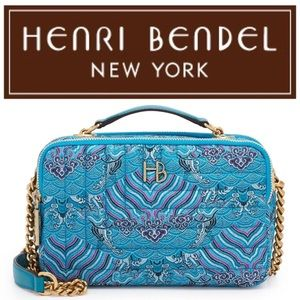 HENRI BENDEL 712 Camera Bag - Tahitian Tide Print
